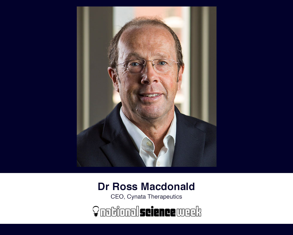 Celebrating National Science Week   Q&A with Dr Ross Macdonald
